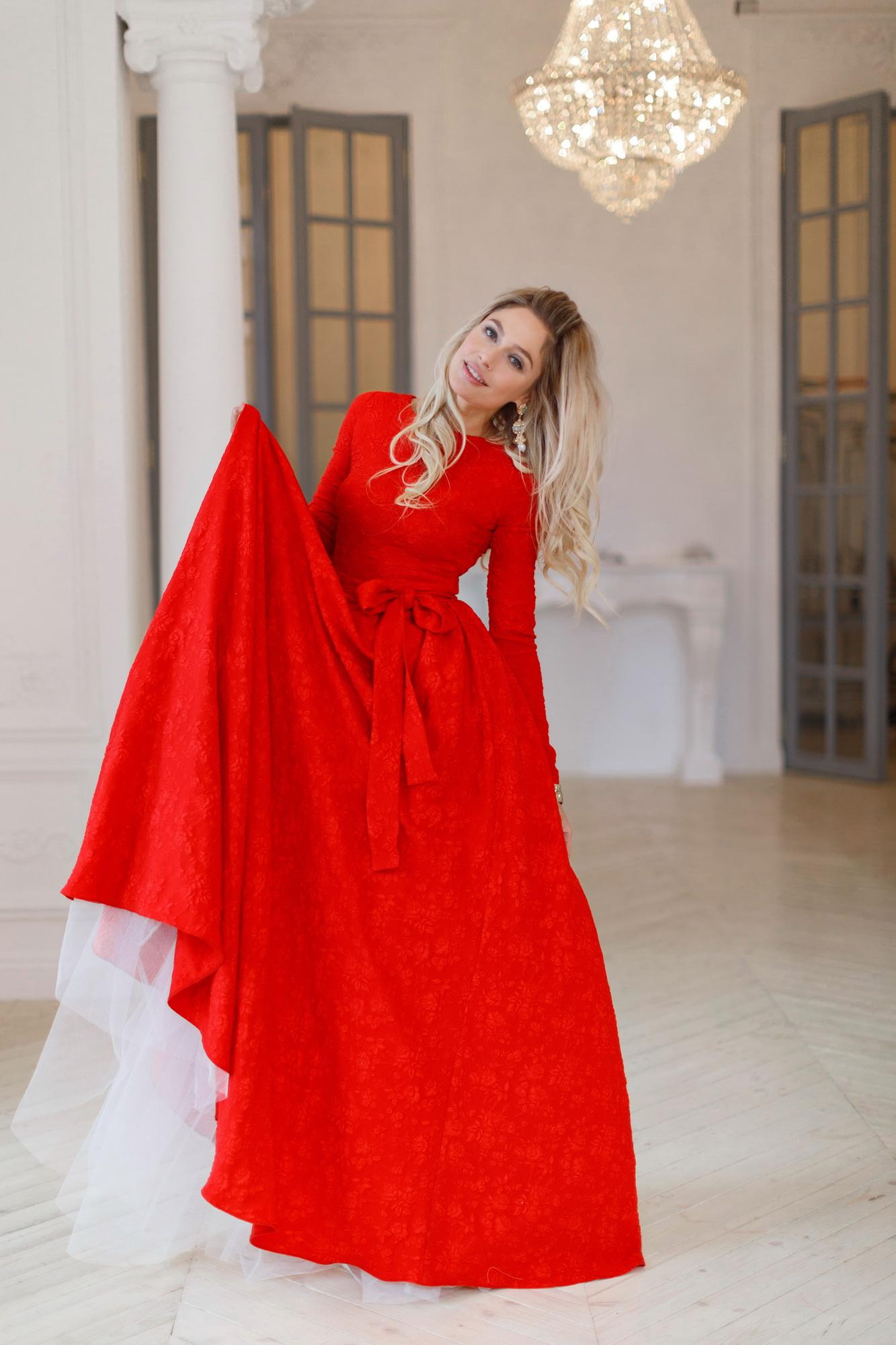 Фото наталья рудова в платье